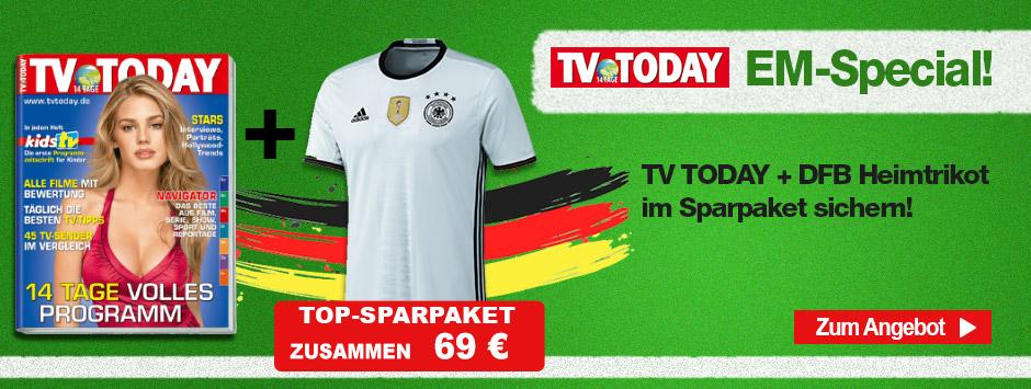 TV TODAY EM Sparpaket