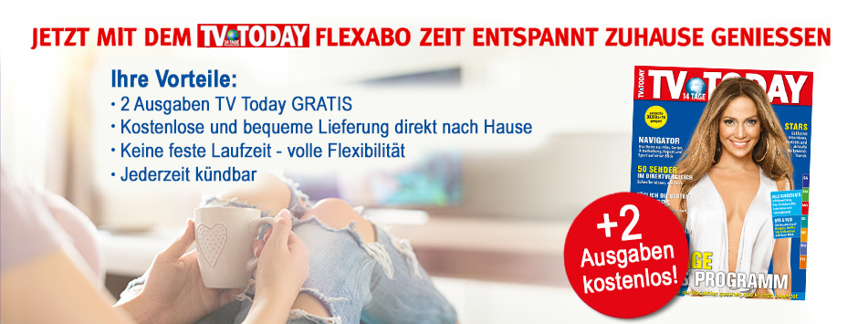 TV TODAY - Flexabo