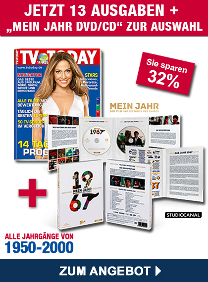 TV TODAY - Mein Jahr DVD/CD
