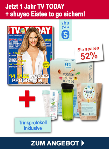 TV TODAY - Sommer-Special