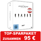 DVD James Bond Collection 2015