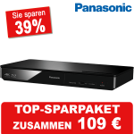 Panasconic Blu-Ray Player