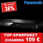Panasconic Blu-Ray Player