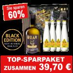 """BOAR GIN """"Black Edition"""" Geschenkpaket"""
