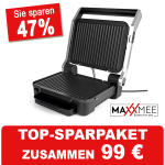 Maxxmee Digital-Kontaktgrill