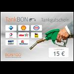 TankBON über 15 Euro