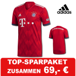 FC Bayern Home-Trikot 2018/19