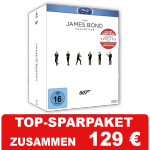 Blu-ray James Bond Collection 2015
