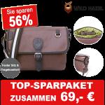 Trendige Outdoortasche