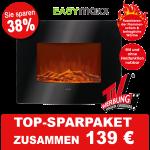 Easymaxx Elektro-Wandkamin